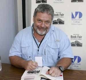 Author Jeff Lindsay