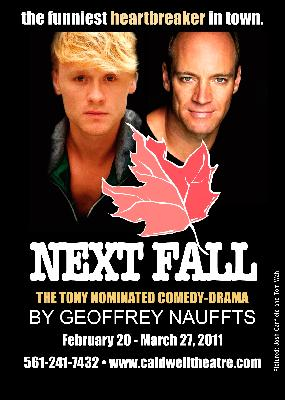 """Next Fall"" poster"