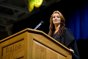 cameron-dawson-delivering-commencement-speech-as-valedictorian-of-her-class-at-rollins-college