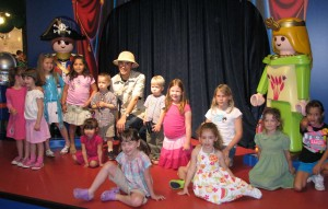 April 2011 Great Birthday Parties AroundWellingtoncom online