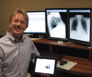 Dr. Eric Baumel at Independent Imaging
