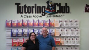Denice and Roger Thomas, co-owners of The Tutoring Club of Wellington