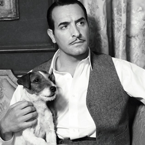 """Uggie"" from the movie ""The Artist"" - another popular Jack Russell"