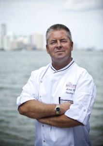 The Rusty Pelican's Executive Chef Michael Gilligan