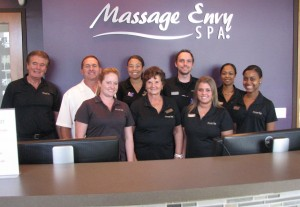 Massage Envy is a full service, nationwide wellness franchise. They excel at providing massage and skin care services for both men and women. The company focuses on total body care and believe it's an integral part of the care and well being of the human body.