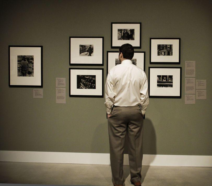 The Radical Camera: New York's Photo League 1936 – 1951. Photo: Eric Baumel.