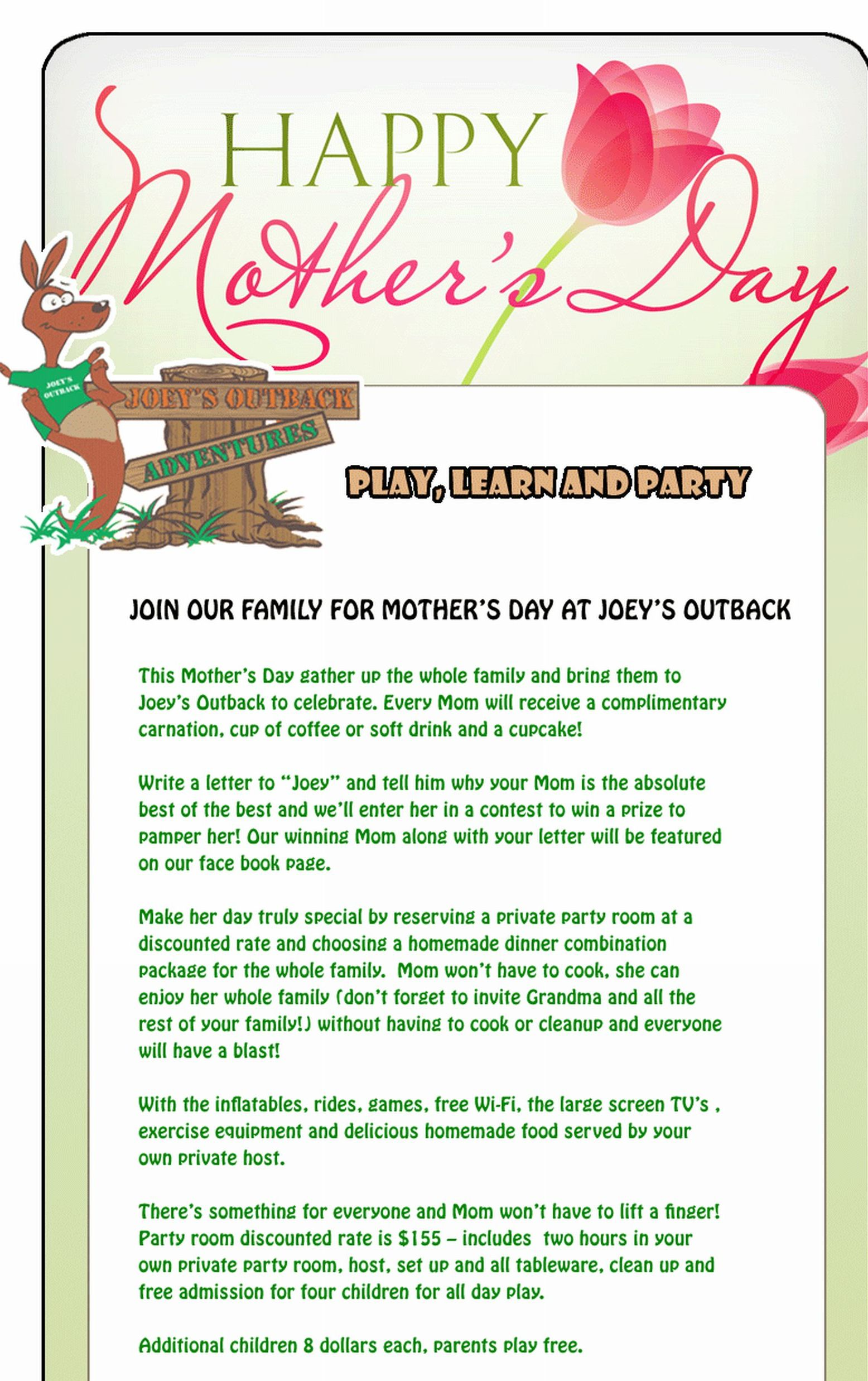 May, 2013 - Joey\'s Mother\'s Day Special - Page 334 of 663 ...