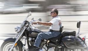 1 Motorcyclist