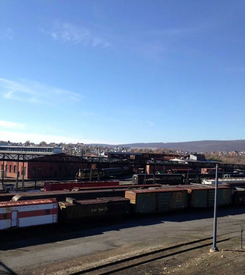 Electric City Trolley Museum In Scranton Pa Home: Pennsylvania, The Place For Trains