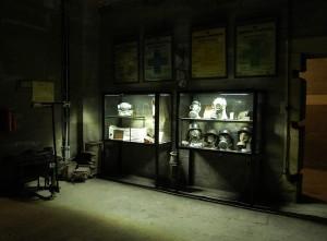 Museum in Berlin Underground WWII Air Raid Shelter - Images © Berliner Unterwelten e.V.