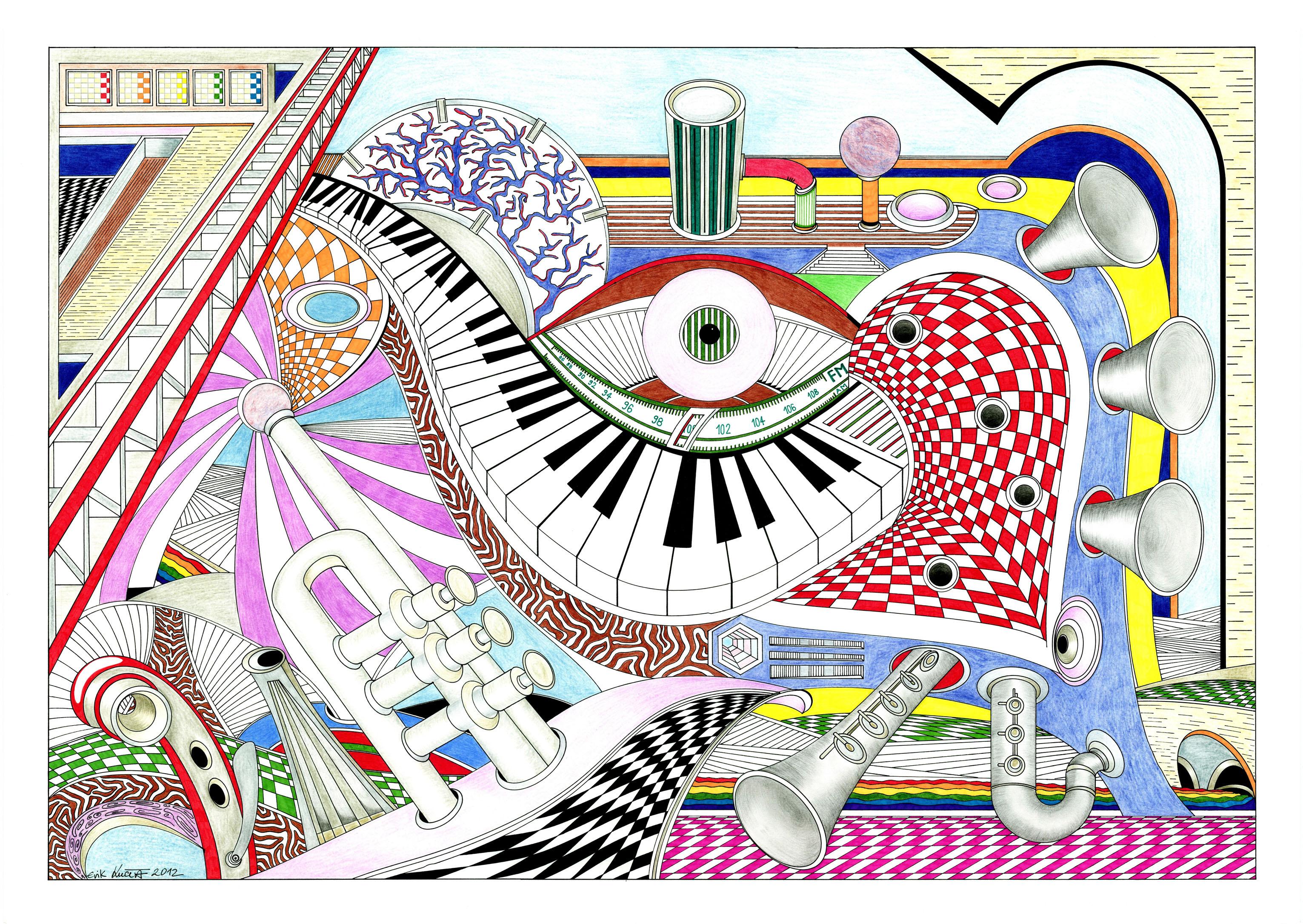 Soul of Jazz by Erik Kučera