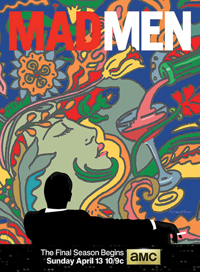 Mad Men Poster  -- Photo: amc.com