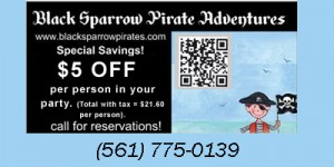 Black Sparrow Pirates