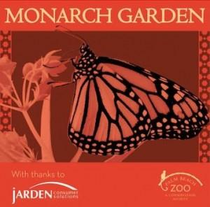 Monarch Garden logo