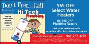 Hi-Tech Plumbing