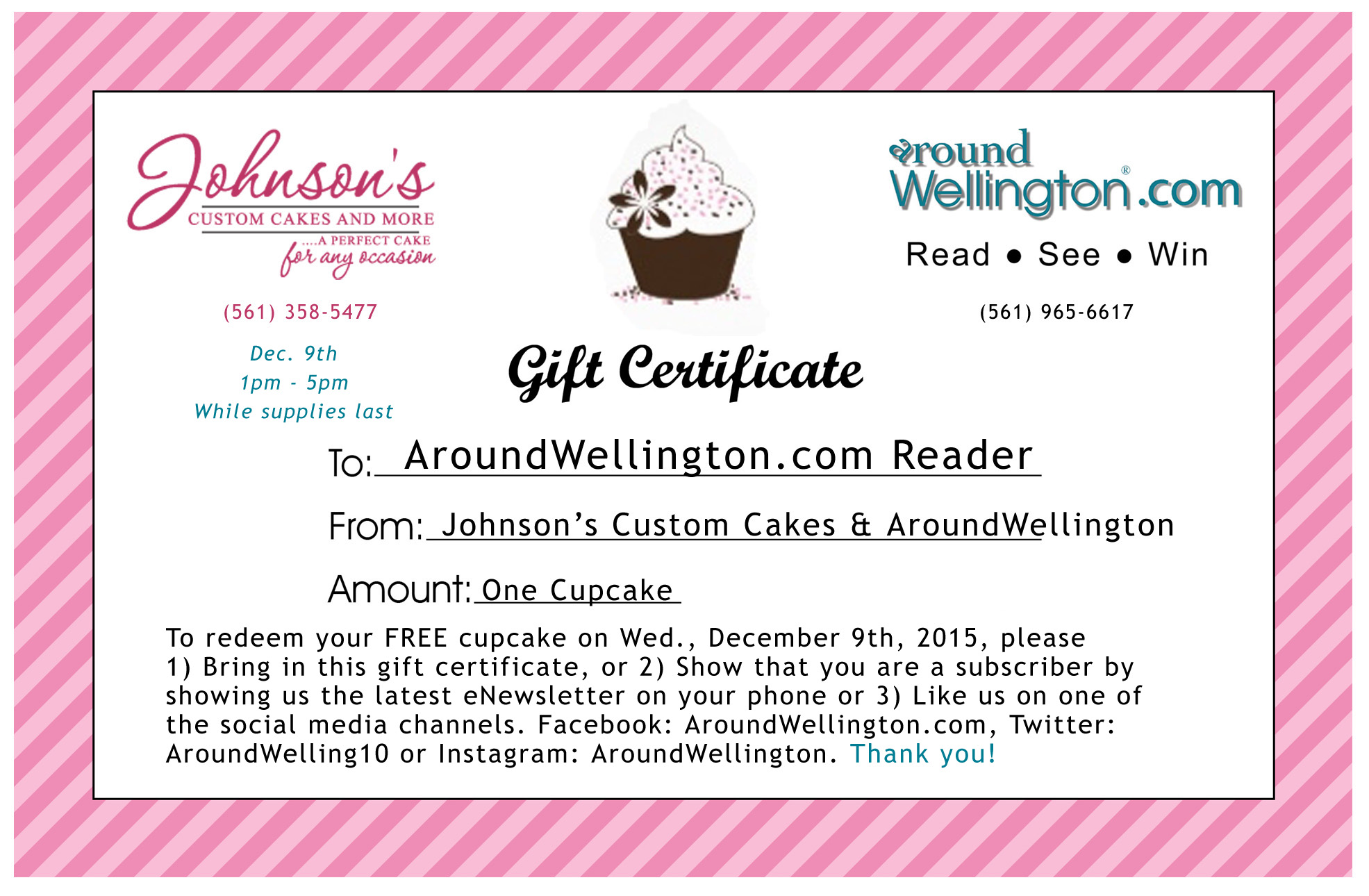 Cake Decorating Certificate Online