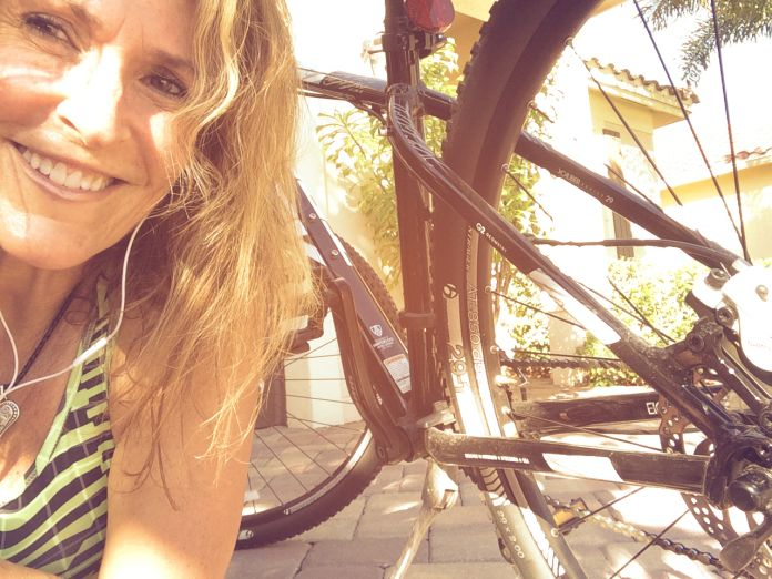 Monica-bike