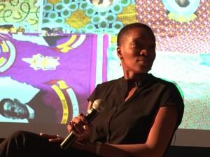 Art After Dark lecture: Njideka Akunyili Crosby Photo: LH Baumel