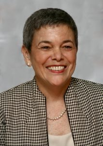 CEO of the Bank of Fonkoze Anne Hastings