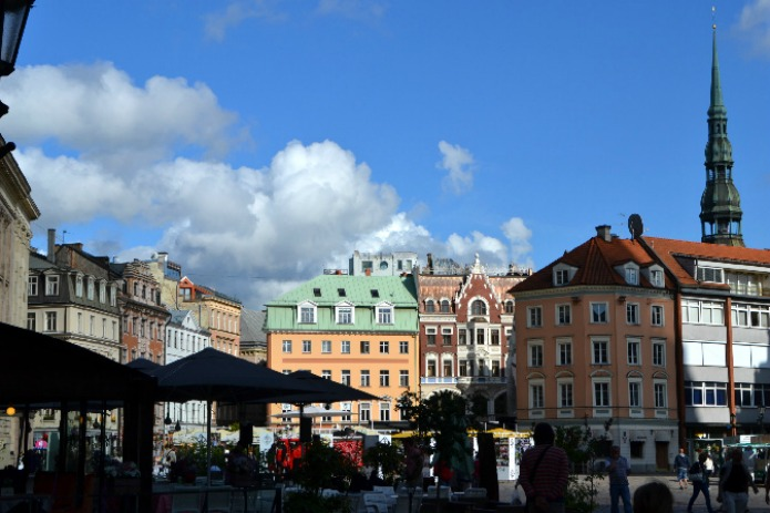 Historic Riga
