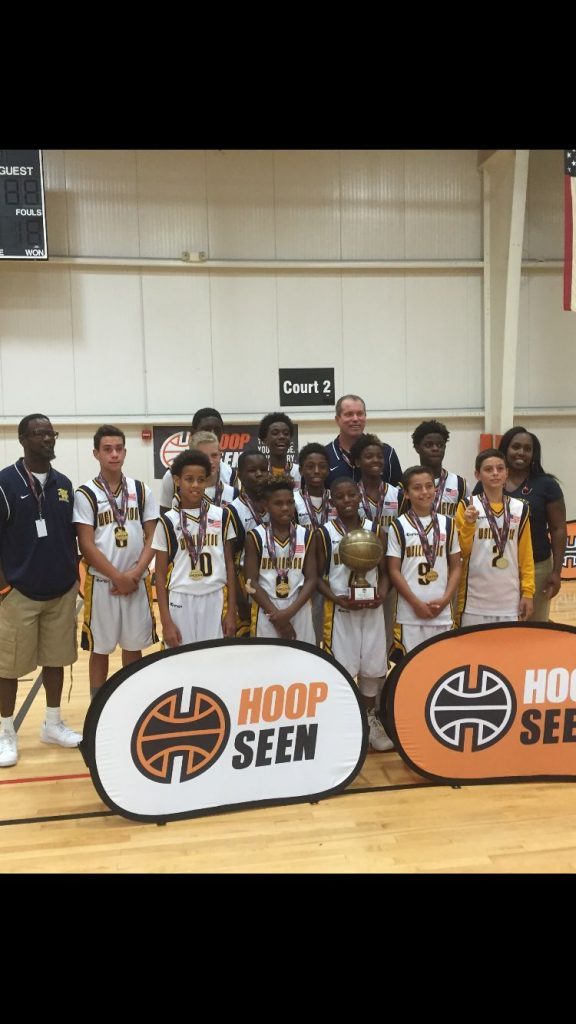 The Wellington Wolves. Congratulations for winning the USSSA 5th grade National Championship. Photo courtesy of Alisa Sineway.