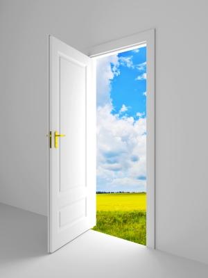 Open Door & June 2016 - Another Door Opens - AroundWellington.com online ...