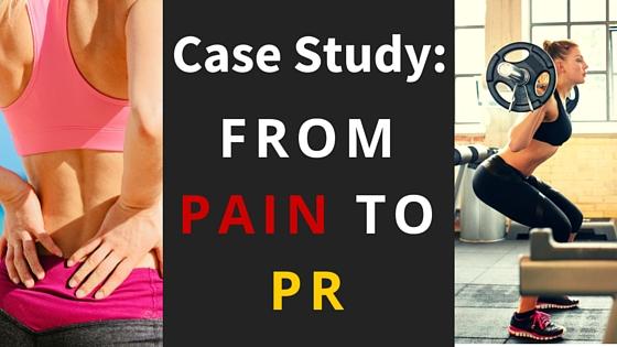 Pain-to-PR