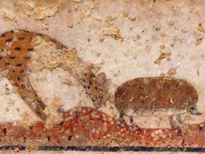 Serval in oud Egypte