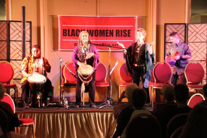 Black Women Rise - AroundWellington.com, online ...