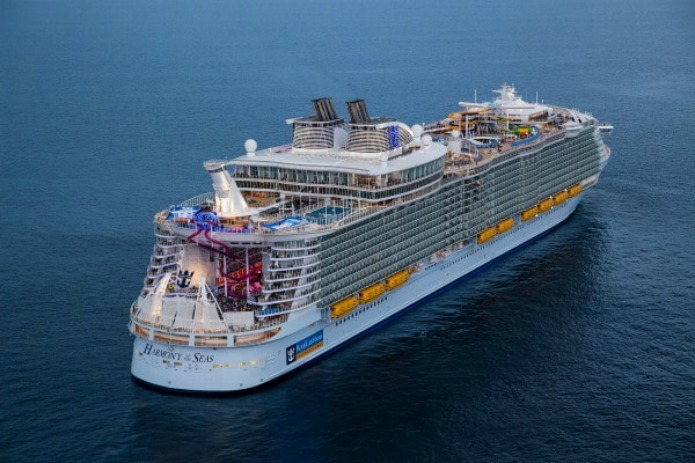 Harmony of the Seas by Royal Caribbean