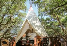 glamping at Westgate River Ranch