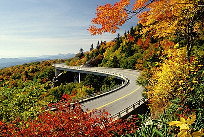 Blue Ridge Parkway Travel With Terri Autumn Getaways