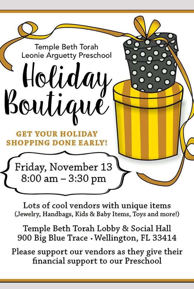 Holiday Boutique Flyer 1 Online