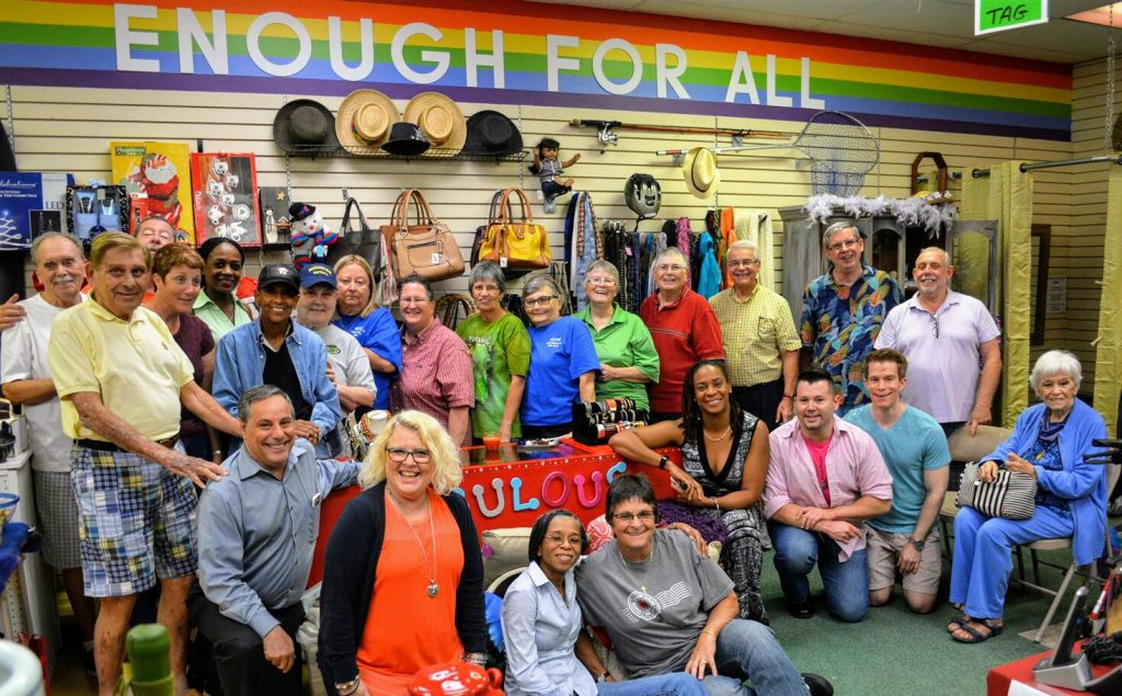 Enough for all community thrift store opens - Palm beach gardens community center ...