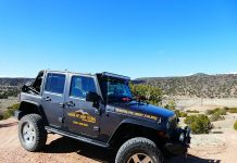Off Road Adventures - Travel with Terri