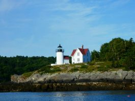 Rockland Maine featured in TRavel with Terri