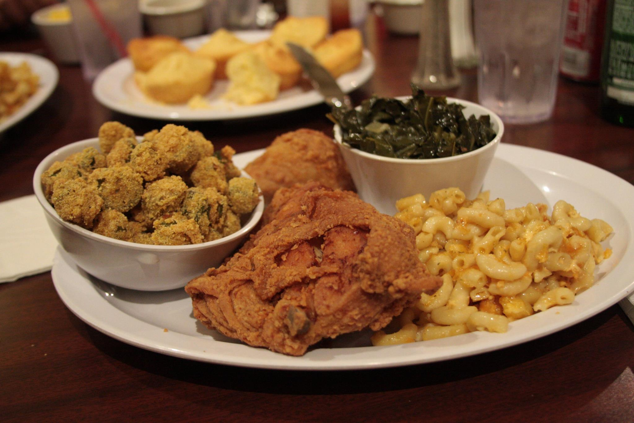 BEst Soul Food in Harlem on Travel with Terri at AroundWellingotn