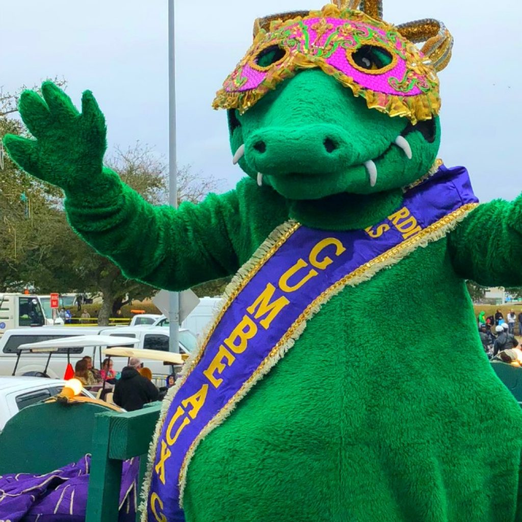 Lake Charles' Family Friendly Mardi Gras on AroundWellington