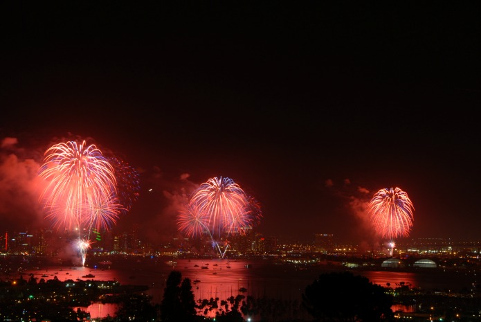 July 4th Celebrations on Travel with TErri