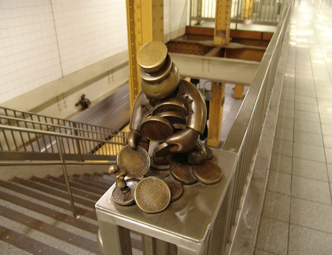 New York Subway Art on Travel With Terri