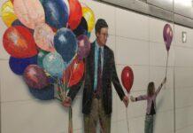 New York City Subway Art on AroundWellington