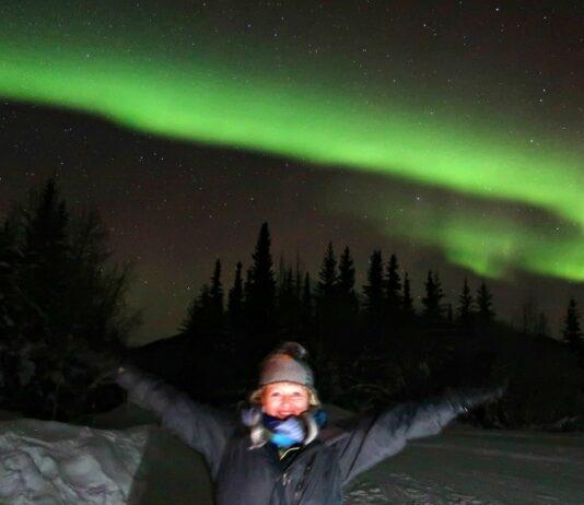 Exploring Alaska on Travel with Terri for Around Wellington