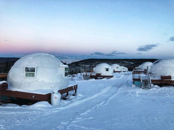 Borealis Basecamp in FAirbanks Alaska