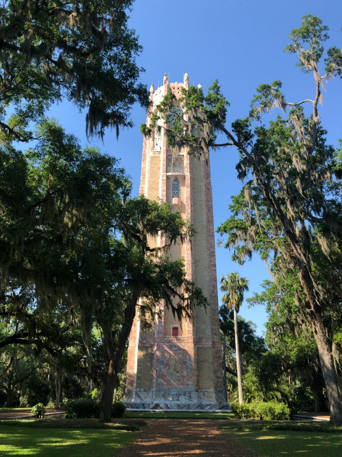 Bok Tower Gardens on Florida Road Trips with #travelwithterri for Around Wellington